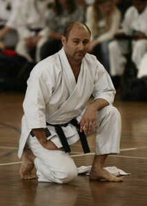 Sensei Andrew Spivack