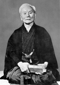 "Gichin Funakoshi (1868-1957) The ""father of modern karate"""
