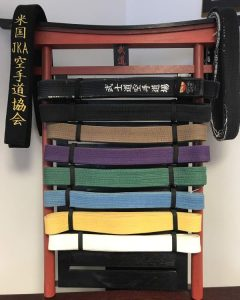 Shotokan-Karate-Belts