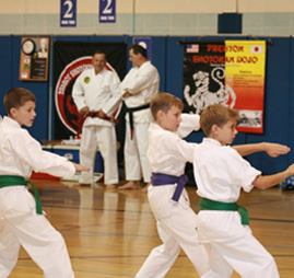 The Warwick Shotokan Karate Club - 215-510-9390